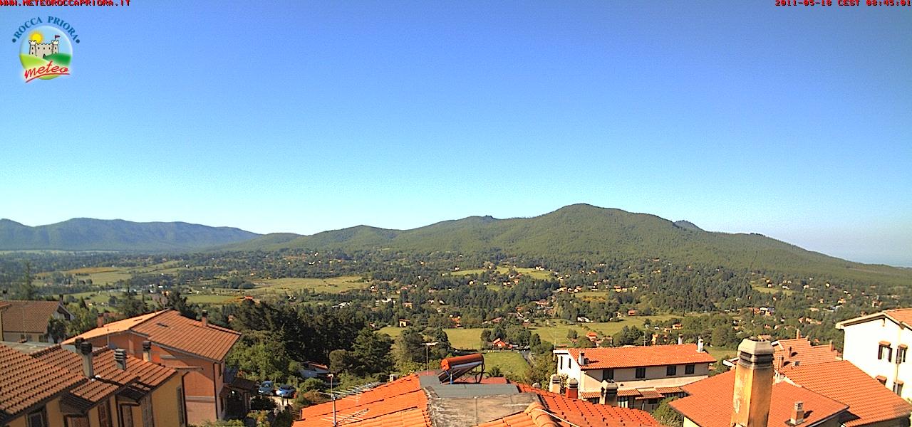 Previsioni Meteo Castelli Romani - Fine settimana con il sole