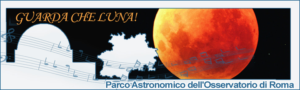 Aperitivo Scientifico Guarda che Luna
