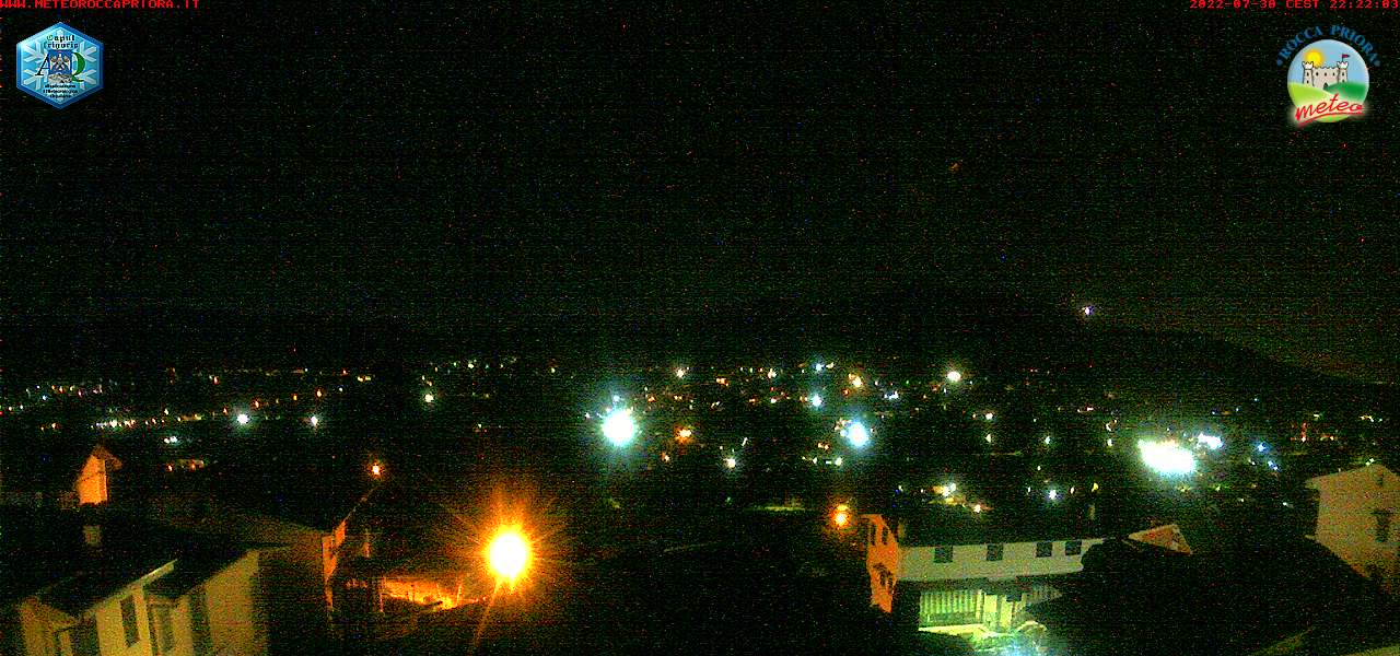 Webcam Castelli Romani