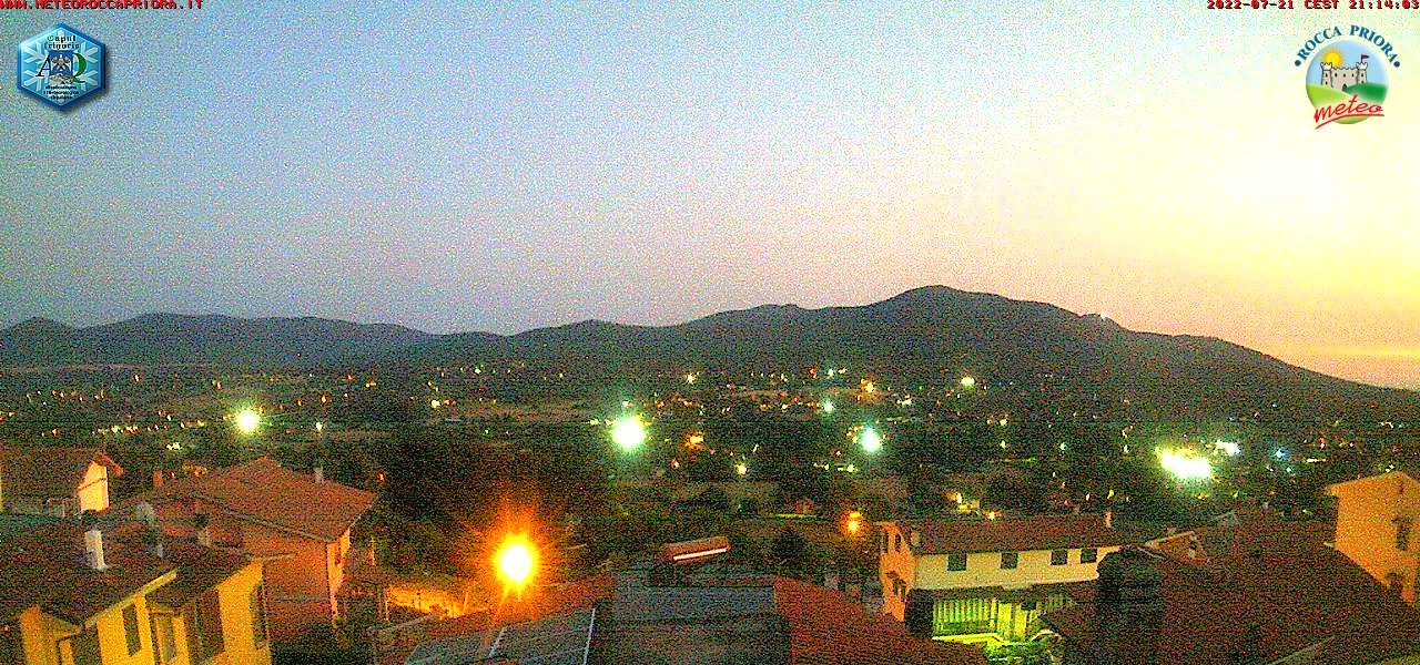 Webcam Rocca Priora